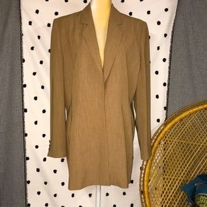 Vintage Halston Blazer & Vest Combo